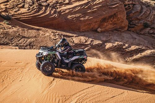 Desert ATV